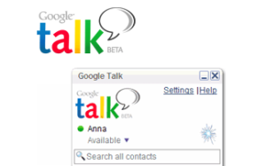 Usa el chat de Google (Gtalk) en tu blog